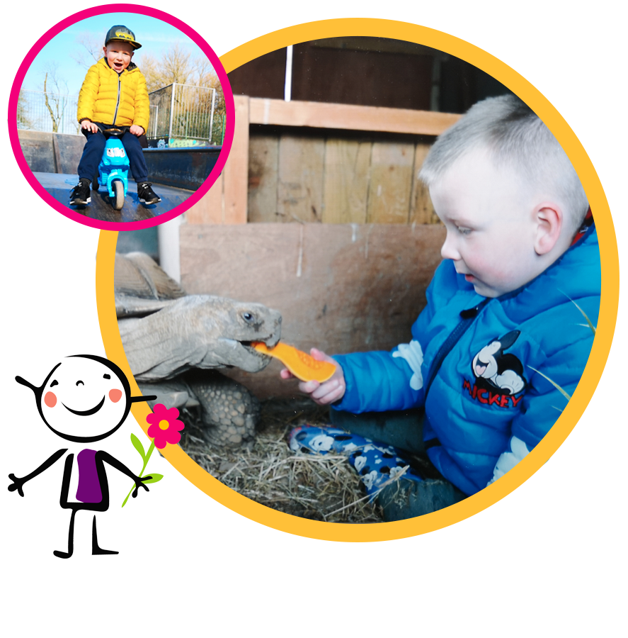 Bruno's story by Derian House