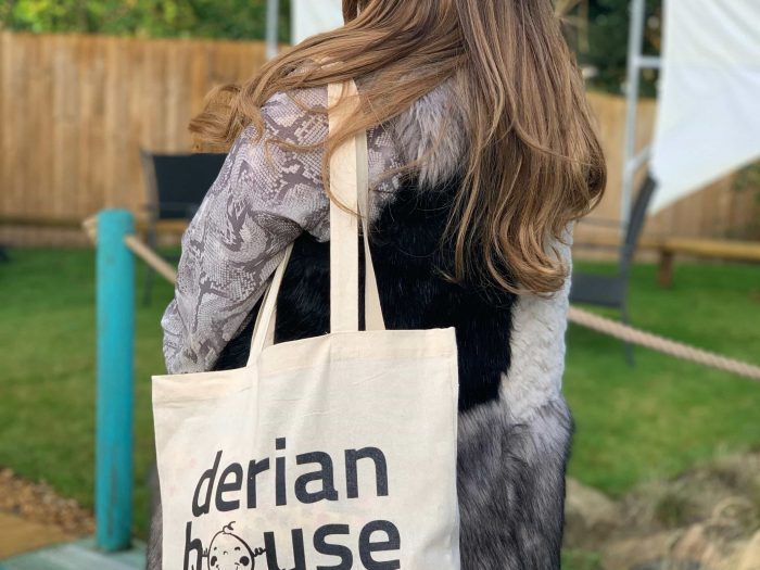 derian house tote bag