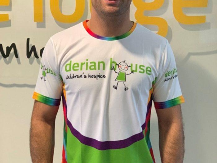 derian house sportswear t-shirt