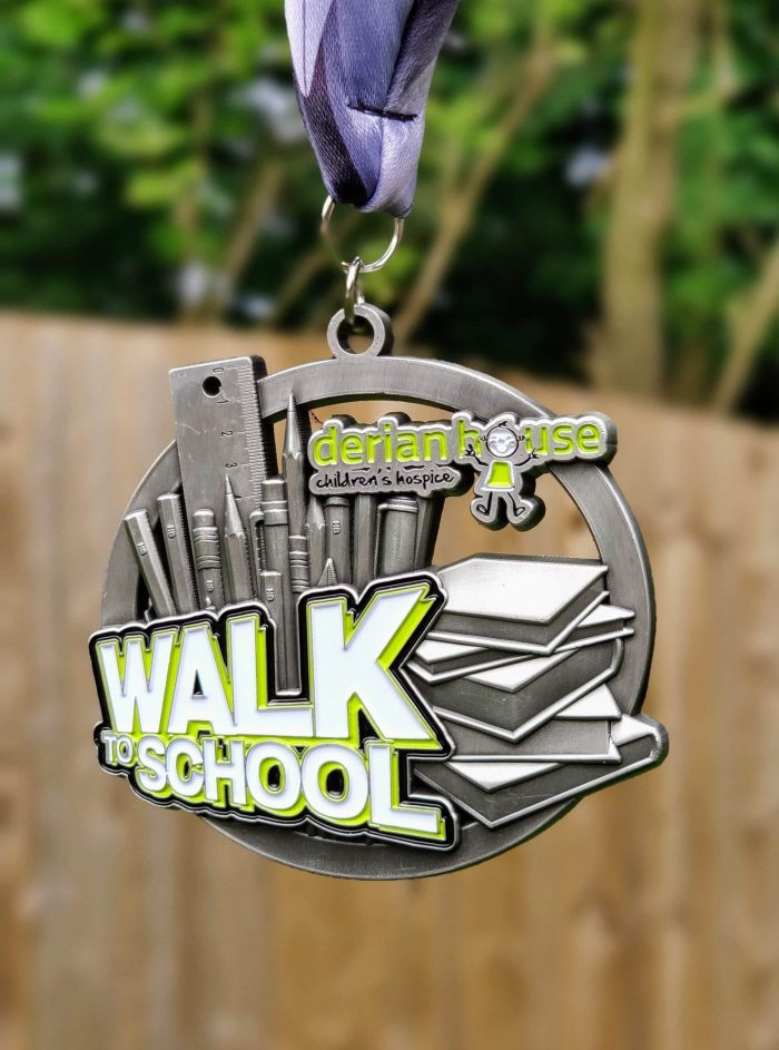 Walk To School Challenge