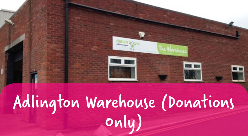 derian house adlington warehouse