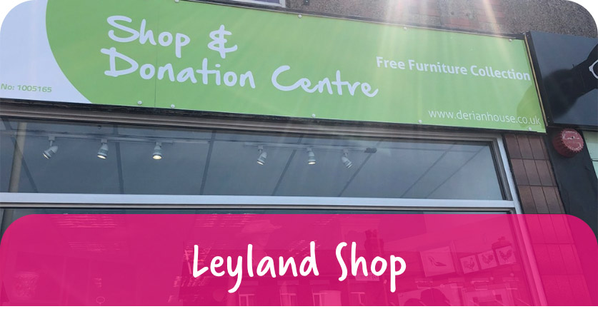leyland shop - derian house