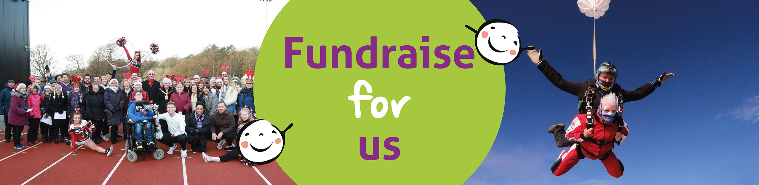 fundraise for Derian House