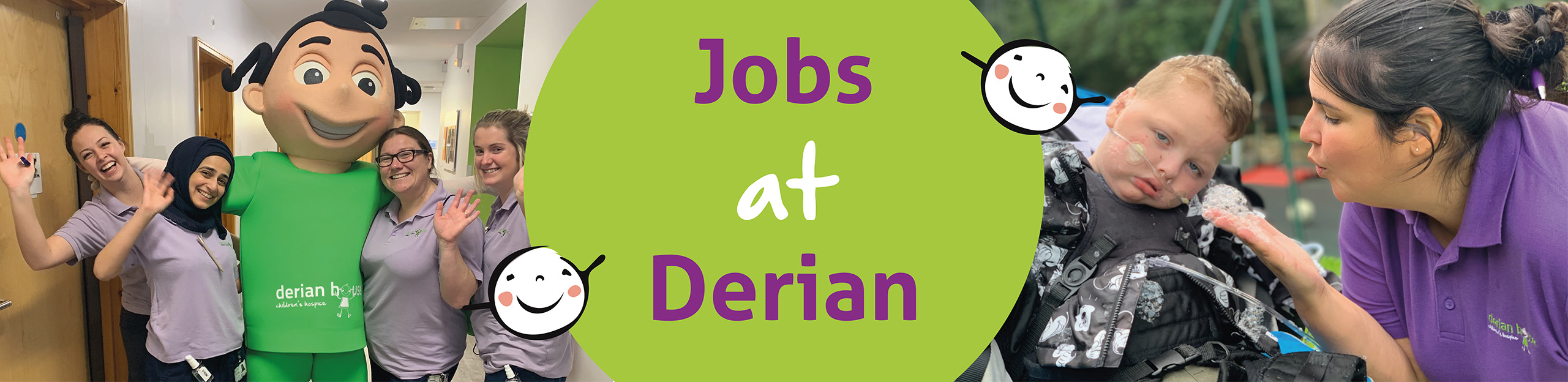 jobs at Derian House