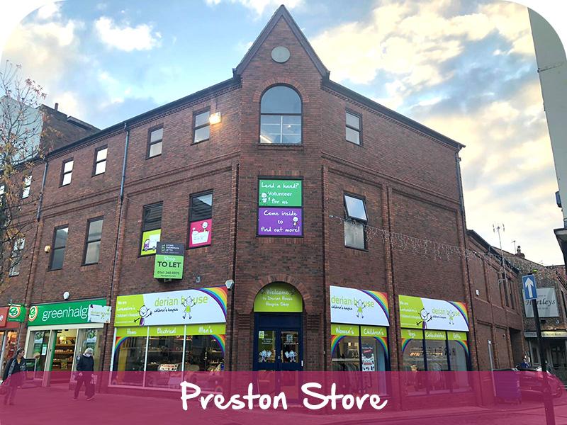 Preston Store Derian House